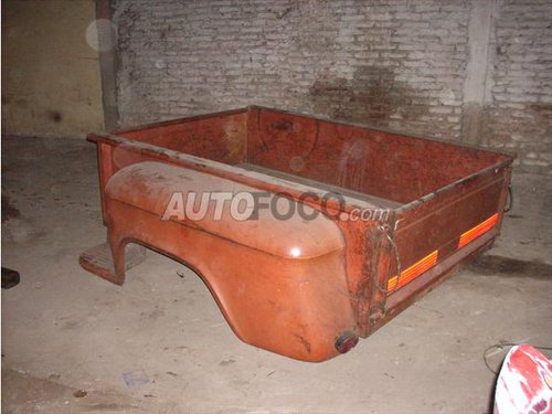 Part Box Chevrolet Apache