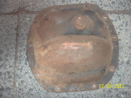 Part Willys Jeep Differential Covers