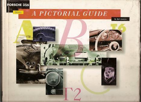 Repuesto Porsche 356 A Pictorial Guide