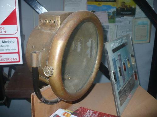 Part Carbide Lantern