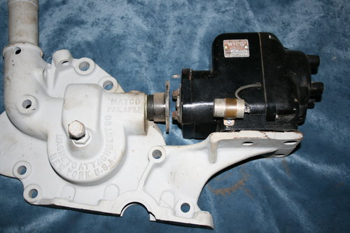 Part Top Distribution Ford T Magneto
