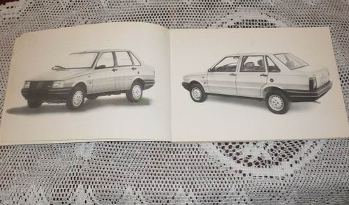 Part Manual Fiat Duna