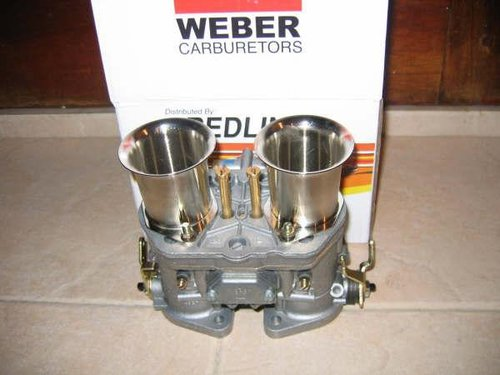Part 44 44 Weber Carburetors