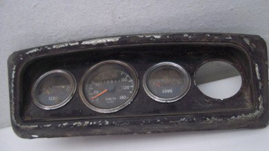 Part Dashboard Peugeot 403 T4b
