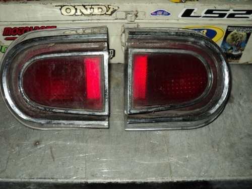 Part Game Headlights Rear Valiant Iv