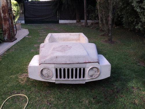 Part Bodywork Jeep Lody