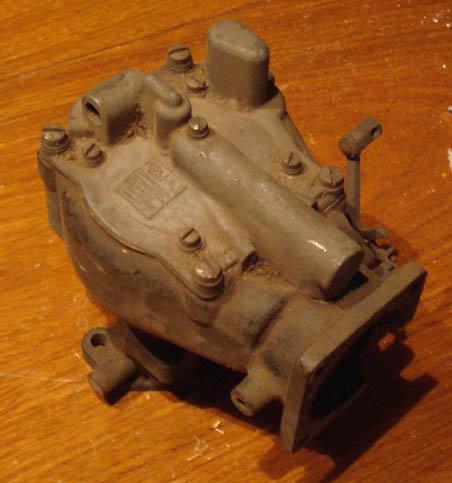Repuesto Carburador Holley 885DD