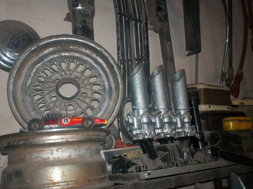 Part Impala Wheels