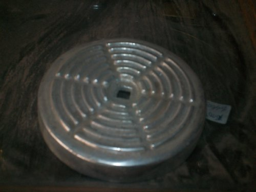 Part Ford Model A Baseplate