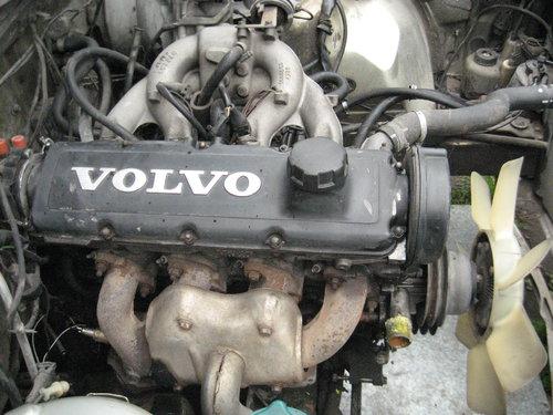 Part Engine Volvo 740 1987