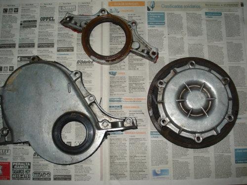 Repuesto Polea Fiat 600