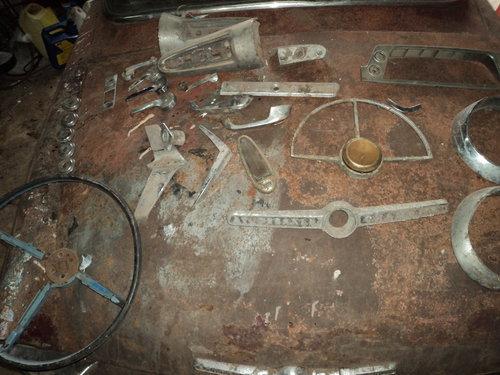 Part Glass Studebaker Champion Sedan 1954