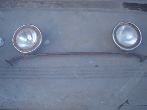 Part Ford Model A Headlights