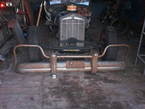 Part Apache 1962 Bumper