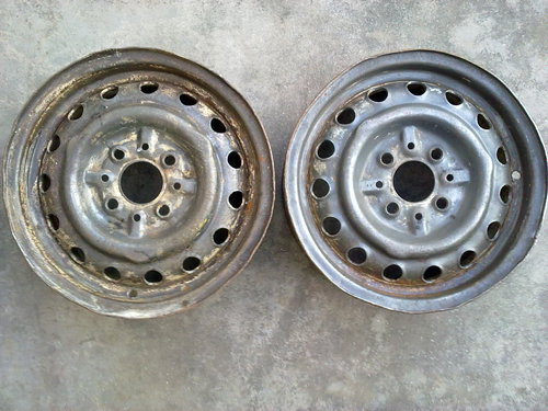 Part Fiat 128 Sedan Wheels