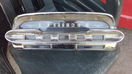 Repuesto Instrumental Falcon 1967