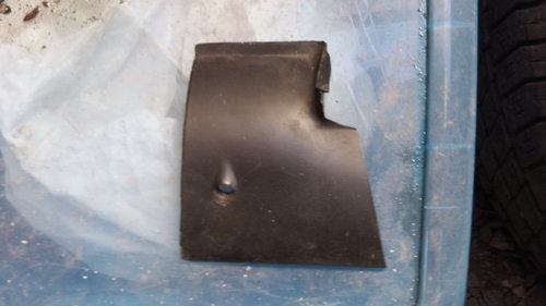 Part Plastic Rear Window Chevy