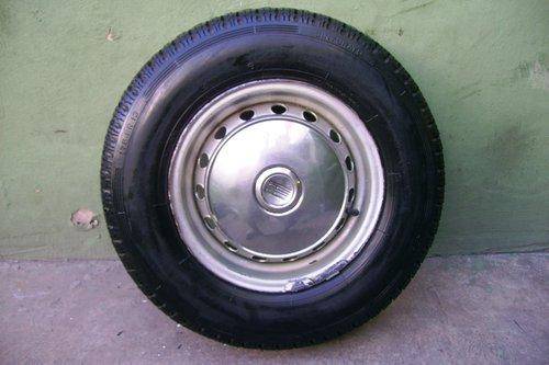 Repuesto Llanta Cubierta Fiat 125