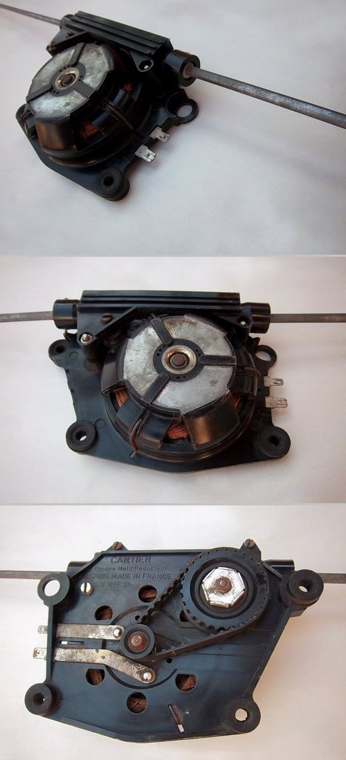 Repuesto Motor Techo Corredizo Torinos Sed�n