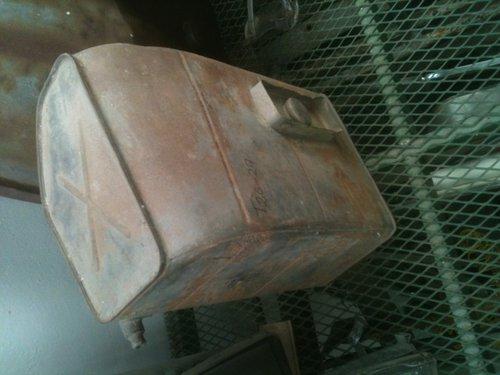 Part Ford T 1926 Naphtha Tank