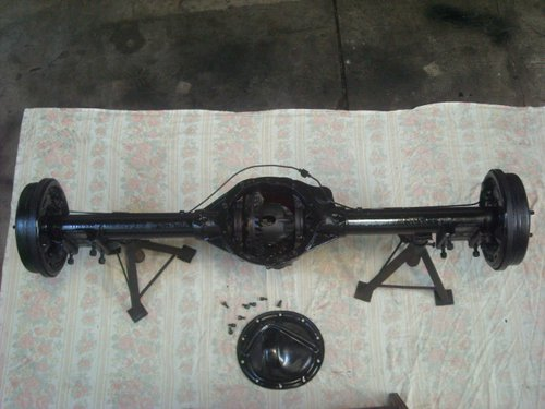 Part Differential Chevrolet Chevy