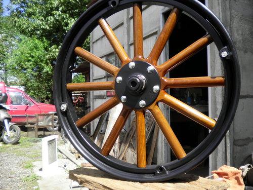 Part Wheel Ford Model T