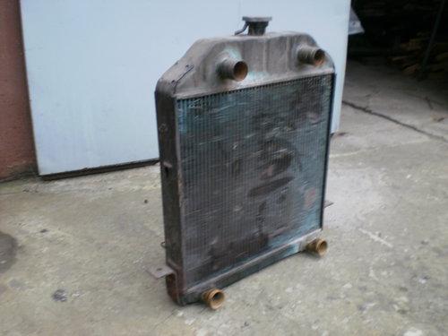Part 1939 Ford Radiator