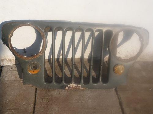 Repuesto Parrila Jeep Willys