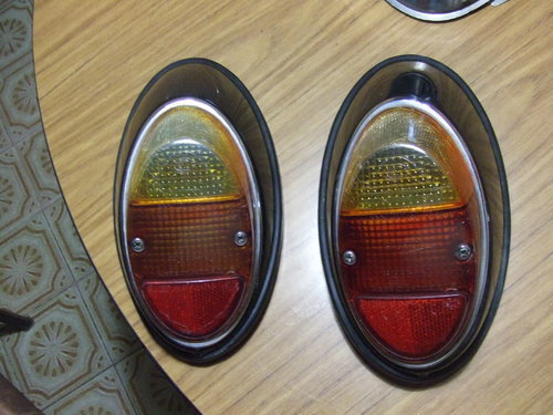 Part Headlights Rear Vw Beetle