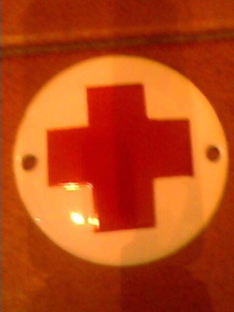 Repuesto Insignia Enlozada Médico