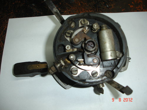 Part Distributor Lucas 8 Cylinders Double Platinum