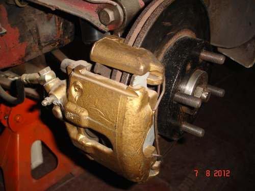 Repuesto Frenos Fiat 600