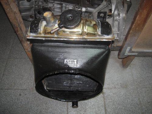 Part Fiat 600 Radiator