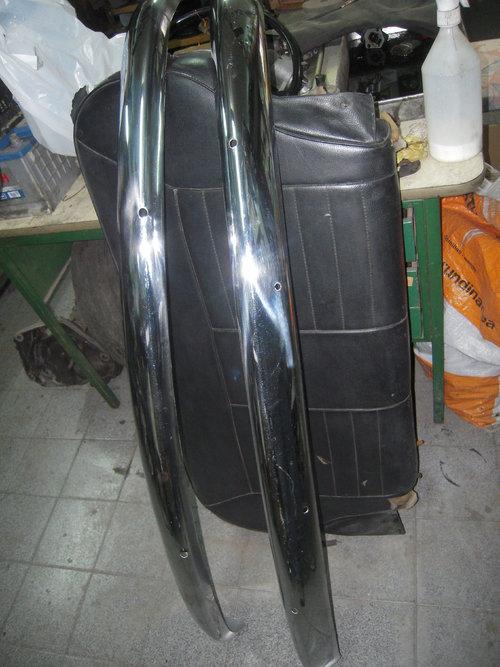 Part Leaves Bumper Fiat 600