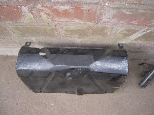 Part Covered Elastic Fiat 600