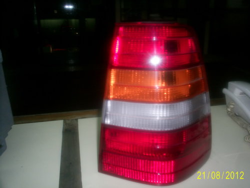 Part Rural 124 Chassis Rear Light