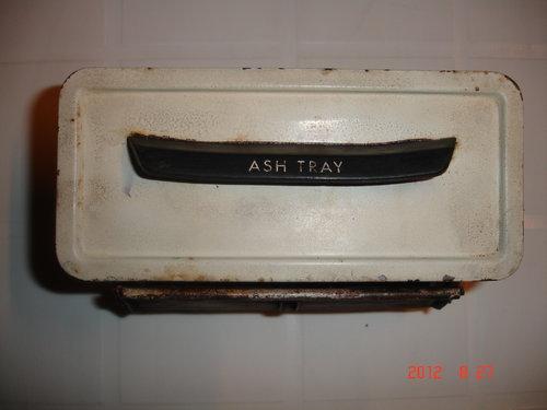 Part Ashtray Pickup 1965 C10 Chevrolet
