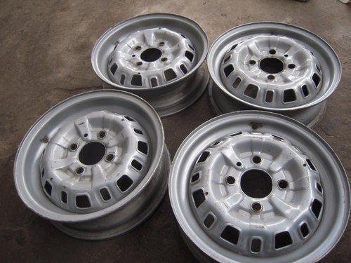Part Game Wheels Fiat 600