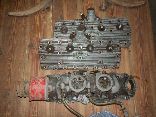Part Admission Two Carburetors Ford