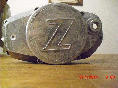Part Cover Zanella 125/175