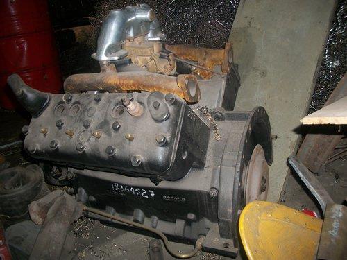 Part Motor Housing Oldsmobile V8 1917