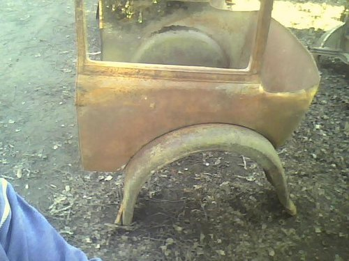 Part Buick Tail