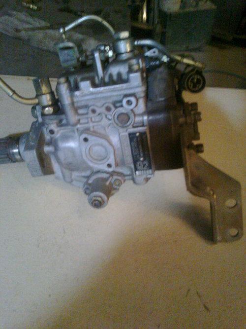 Part Pump Toyota