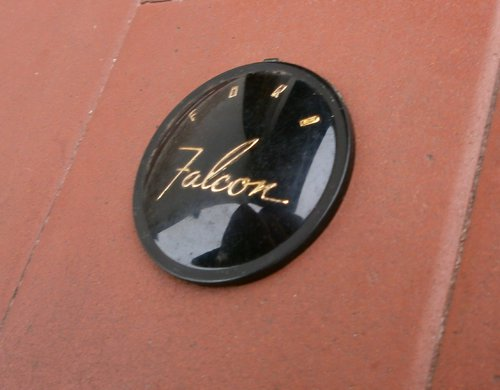 Part Insignia Ring Speaker Falcon 1962/65