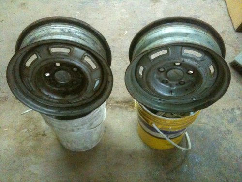 Part Wheels Ford Falcon 1978 Ro 14