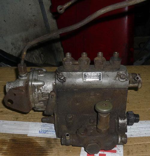 Part Injection Pump Mercedes Benz