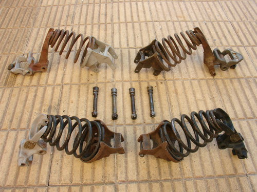Part Shock Absorbers Hassler Ford Model T