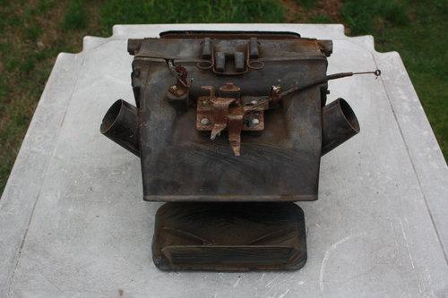 Part Heating Fiat 125