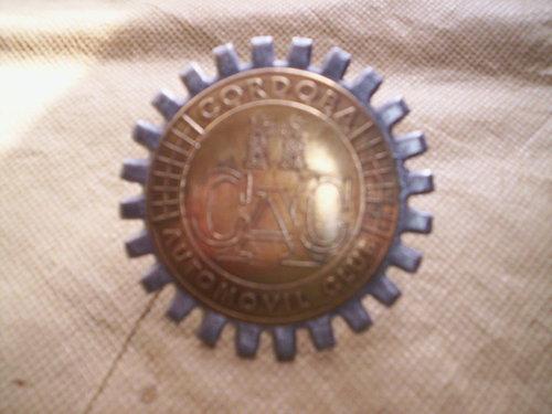 Repuesto Escudo Automóvil Club Córdoba
