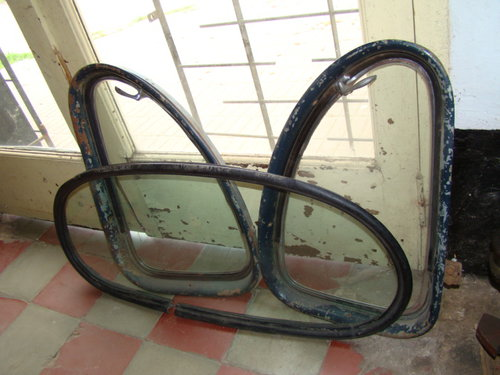 Part Glass Coupe Ford 1941-48